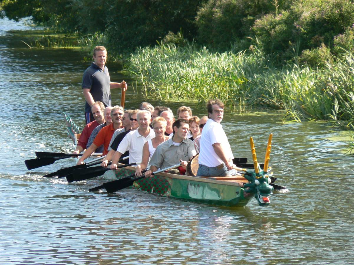 Team Event Drachenboot